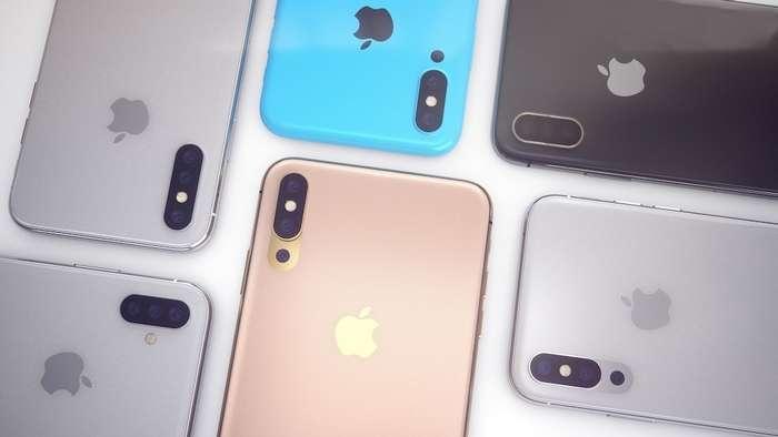 Уч камерали iPhone беш каррали гибрид зумга эга бўлади