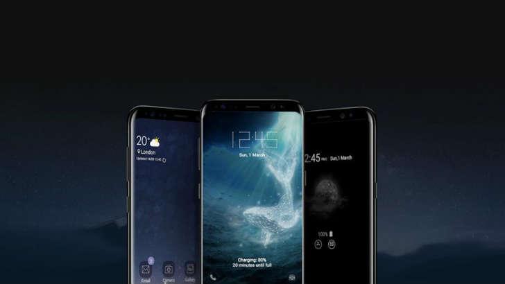 Galaxy A8 & A8+: флагманлардан