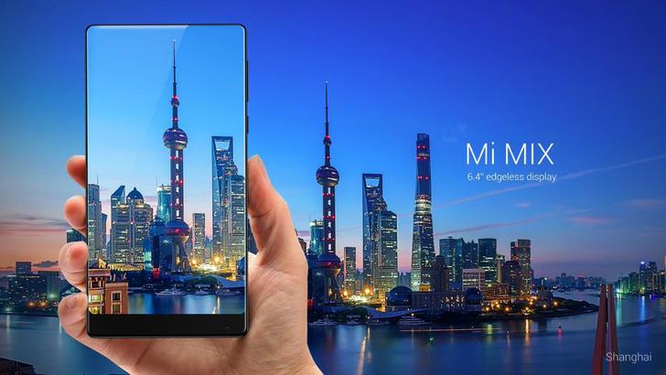 Xiaomi Mi Mix дўконларда 75 долларга арзонлашди