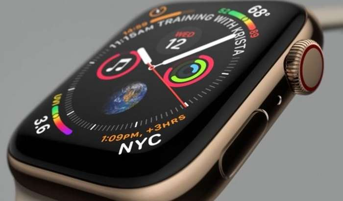 Apple Watch Series 4 – дунёдаги илк ромсиз смарт-соат тақдим этилди! (+видео)