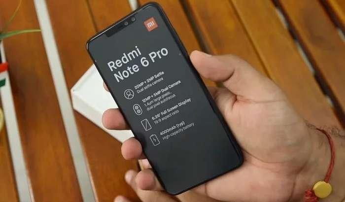 ЭКСКЛЮЗИВ: Xiaomi ҳали тақдим этмаган Redmi Note 6 Pro'ни биринчилар қаторида Terashop.uz'дан олинг!
