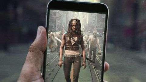 The Walking Dead: покемонлар ўрнини зомбилар эгаллади