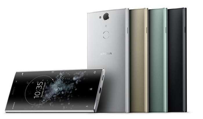 Sony Xperia XA2 Plus смартфони кенгбурчакли камерага эга бўлди, сабаби селфи