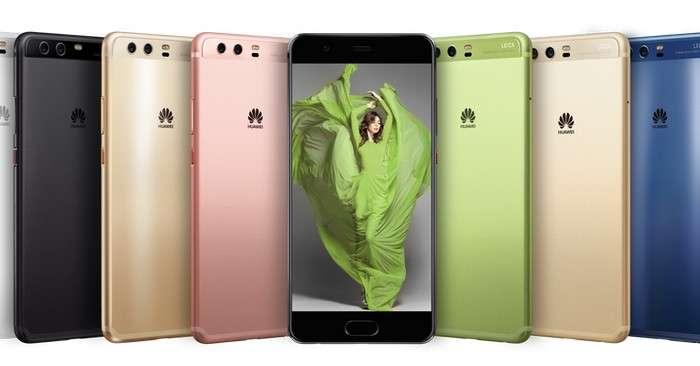 «Малика»да пластикка сотилаётган Huawei смартфонларининг сўмдаги нархлари (2017 йил 1 ноябрь)