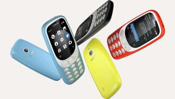 Nokia 3310 3G'га буюртма олиш бошланди