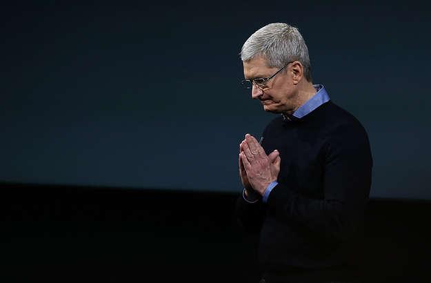 «Юбилей айфони»даги хатони ҳам Apple расман тан олди!