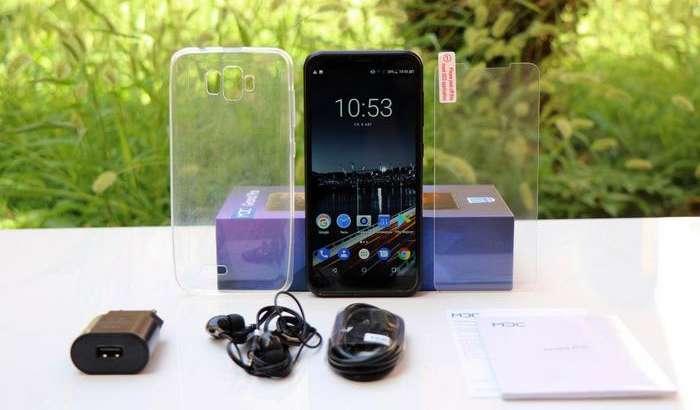 Энг арзон қўш камерали 4G-смартфон – MDC Grand Pro қутисидан нималар ўрин олган?