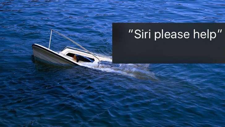 Siri 14 ёшли қизнинг омон қолишига сабабчи бўлди