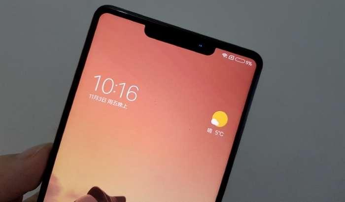 Xiaomi Mi Mix 2s смартфони – ҳақиқий «хитойча iPhone X»!