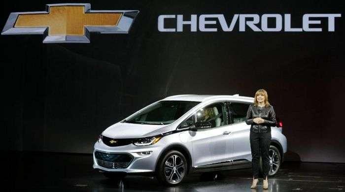 General Motors 2023 йилгача 20 хил янги электромобил ишлаб чиқаради