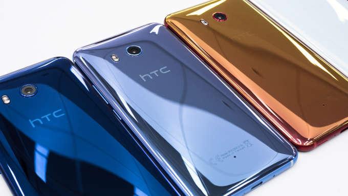 HTC U11 энди жаҳоннинг кучли камерафони эмас: янгисини қарши олинг!