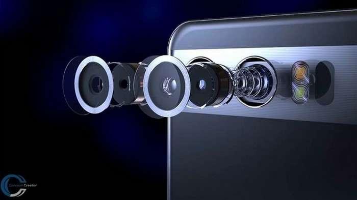Қўшалоқ камера нимаси!? Учта модулга эга 40 МП камерали смартфонни қарши оламиз!