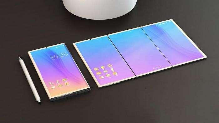 Инқилобий буклама смартфон – Galaxy X тақдимоти ва савдога чиқарилиш вақти айтилди