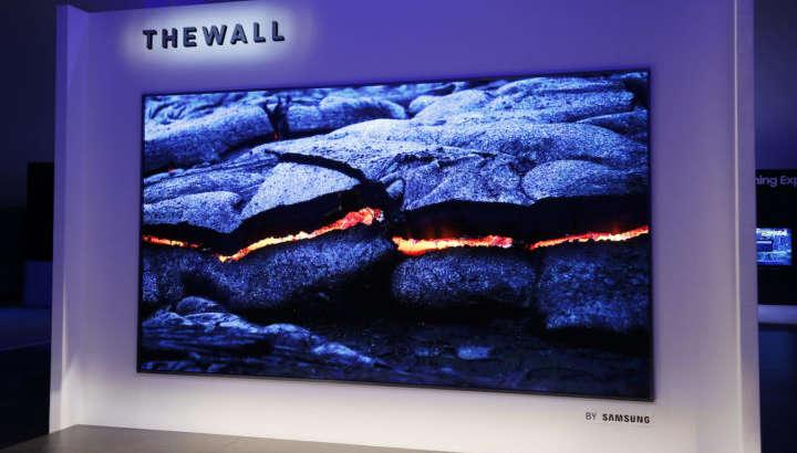 Samsung'ни янги телевизори америкаликларни ҳайратга солди