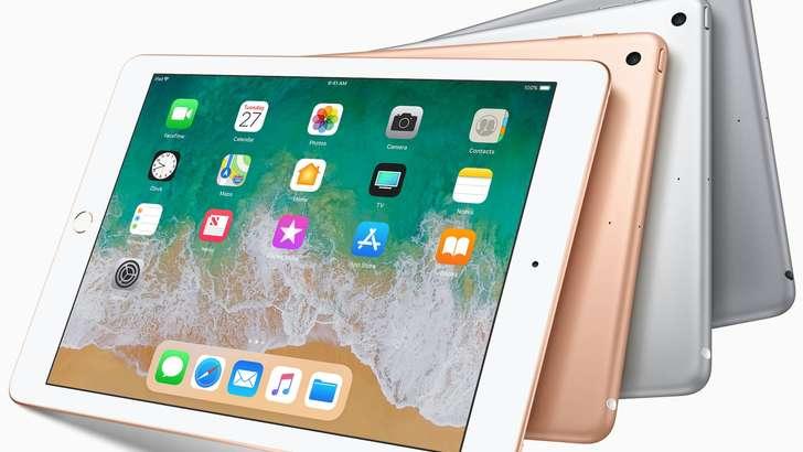 iPad (2018) биринчилардан бўлиб Россияда сотувга чиқарилди