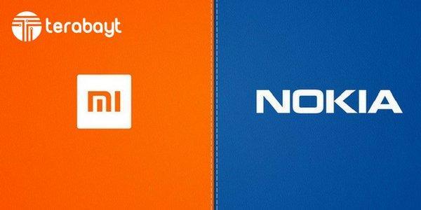Xiaomi ва Nokia патент битимини тузишди