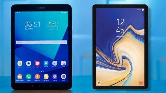 Samsung флагман планшетини ҳам кутилганидан олдинроқ чиқаради (+«жонли» видео)