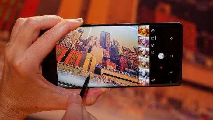 ВИДЕО: Galaxy Note 8'нинг энг зўр функцияларини Samsung бирма-бир кўрсатиб берди