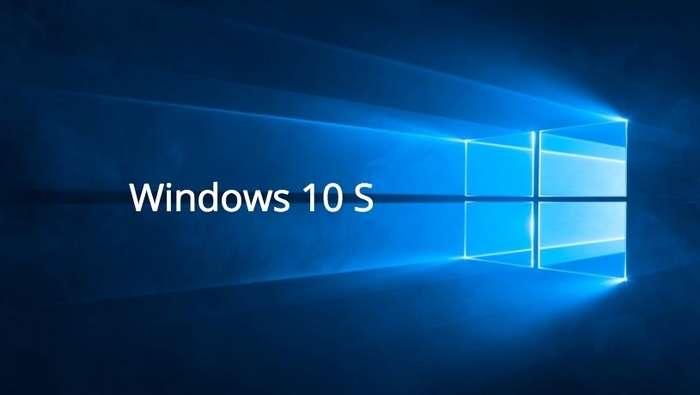 Microsoft тижорат сектори учун Windows 10 S базасида ноутбуклар тақдим этмоқда