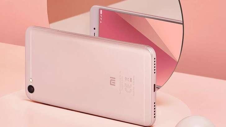 Xiaomi Redmi Note 5a —