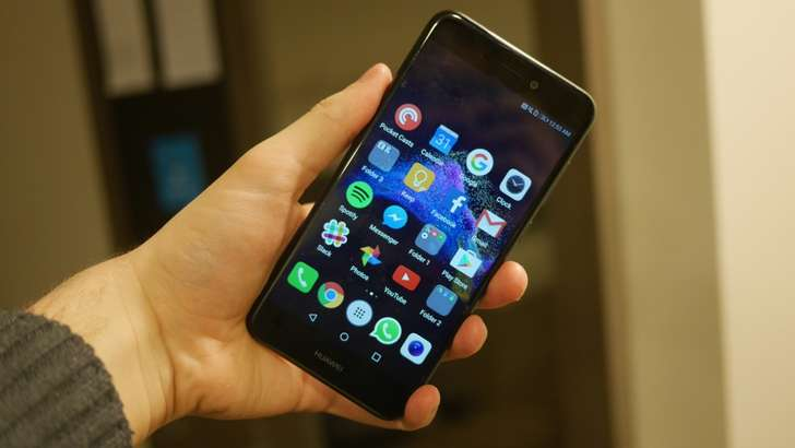 """P8 lite 2017: """"Малика""""даги нархига муносиб """"Huawei"""""""