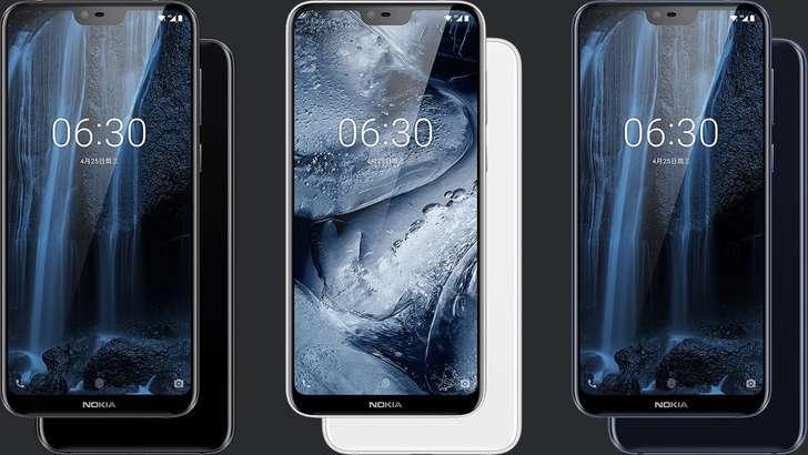 Nokia X6 халқаро бозорда ҳам қулай нархда сотилади