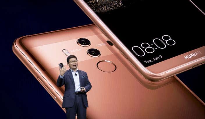 Huawei cуд залида Samsung'ни