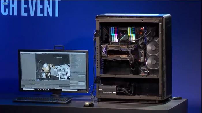 28-ядроли Xeon ҳамда  Core i: Intel янги процессорларини намойиш қилди