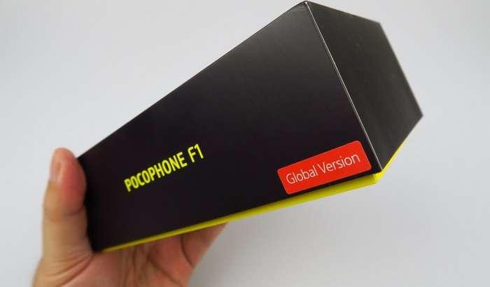 Xiaomi Pocophone F1 флагмани Россияда чегирма билан сотила бошлади (+видео)