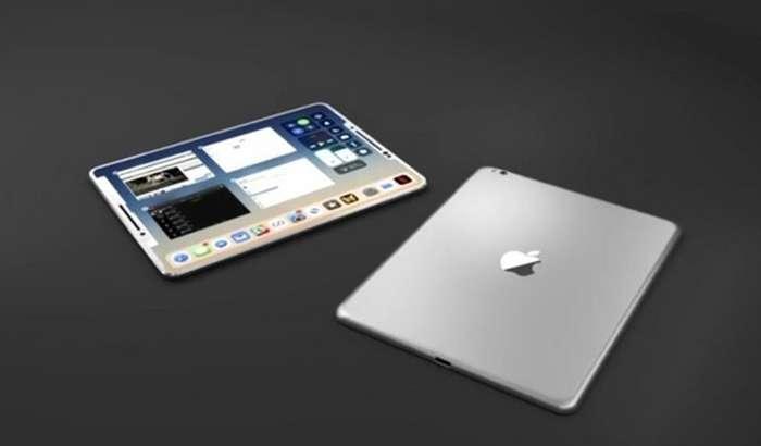 Июнда iPhone X дизайнидаги iPad Pro чиқарилади