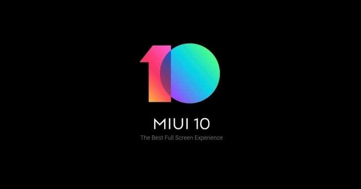Xiaomi'нинг 29 та смартфон модели MIUI 10'га эга бўлди
