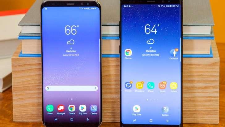 Сирли рўйхат: Samsung бу йил тақдим қиладиган смартфонлар