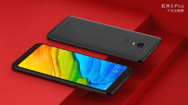Xiaomi Redmi 5 ва Redmi 5 Plus: расмий суратлари ва видеоси