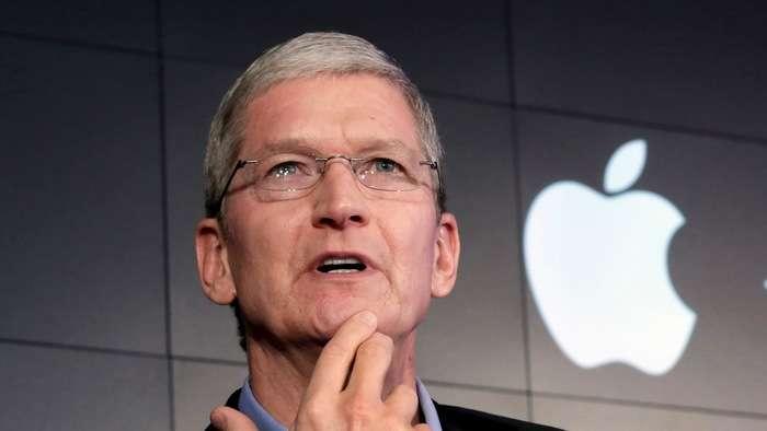 Apple ноилож ўз айбини тан олди