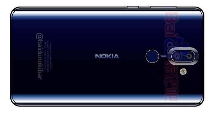 Nokia 9: мовий флагман суратини кўрсатишди