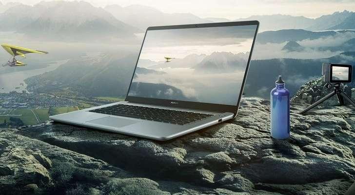 Huawei MateBook D (2018) – MacBook'дан кўп томонлама яхши ультрабук тақдим этилди