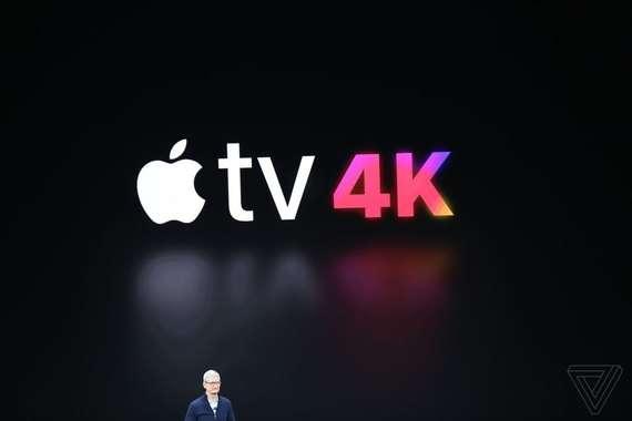 Apple TV 4K приставкаси расман тақдим қилинди