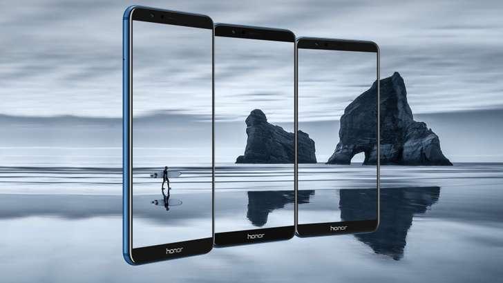 Huawei арзон ва жозибадор Honor 7X'ни тақдим қилди