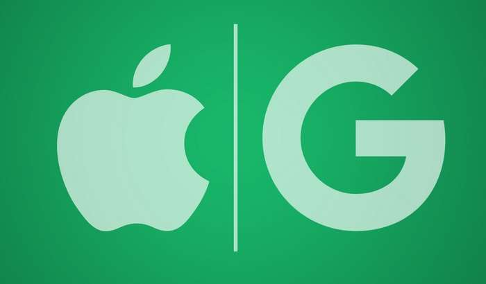 Google барибир яна Apple'га эргашди ва танқидларга учради
