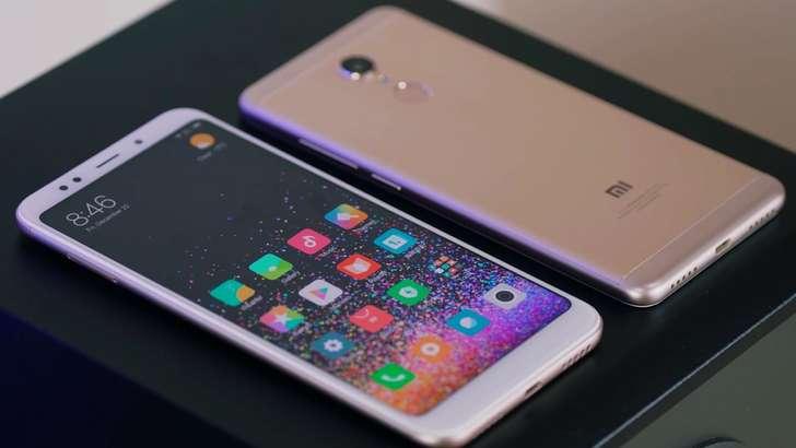 Xiaomi Redmi 5 Plus вақтинча энг арзон нархда сотилмоқда