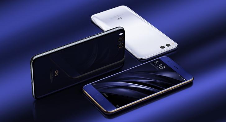 Xiaomi Mi6'нинг янги талқини арзон нархда сотувга чиқарилади