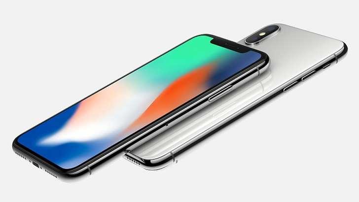 iPhone X самарадорлик бўйича барча андроидларни