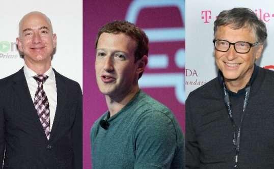 Безос, Гейтс, Марк — улар ниманинг орқасидан шунча тез бойимоқда?