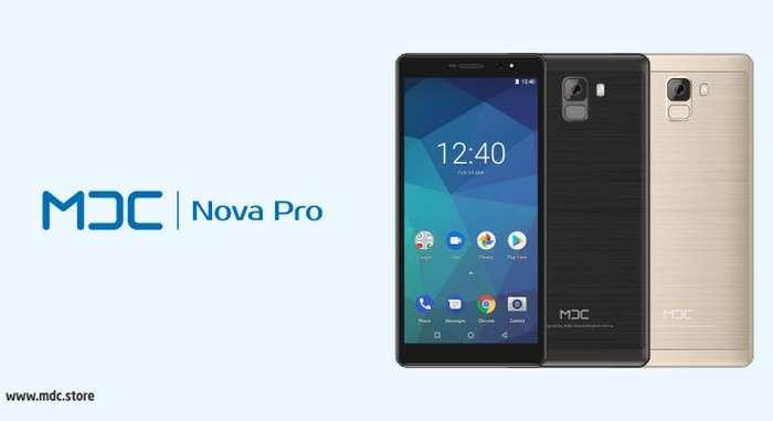 MDC Nova Pro: металл корпусли ҳамёнбоп 4G-смартфон тез кунларда Ўзбекистонда!
