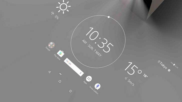 Япониядан келажак гаджети: Sony Xperia Touch