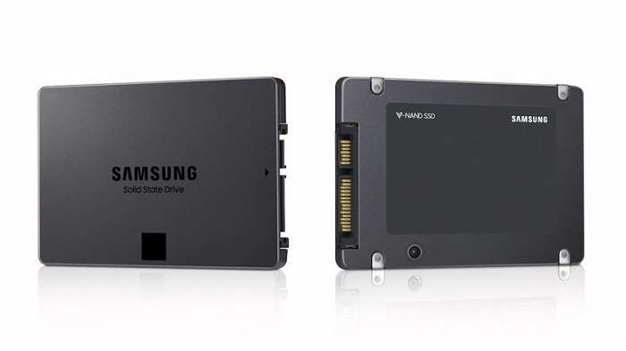 Samsung дунёда биринчи бўлиб 4-разрядли сиғими 4 терабайтга эга  SSD-дискни ишлаб чиқармоқда