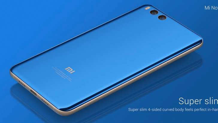 Xiaomi қўш камерали, ўрта нархли Mi Note 3'ни ҳам тақдим қилди