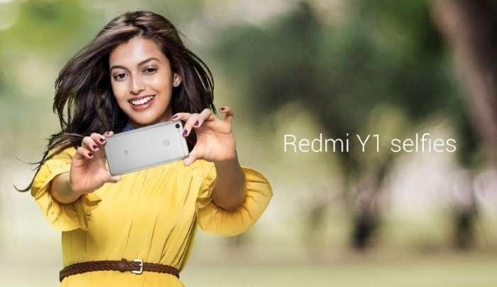 Xiaomi'нинг селфисеварларга совғаси – Redmi Y1 ва Redmi Y1 Lite тақдим этилди