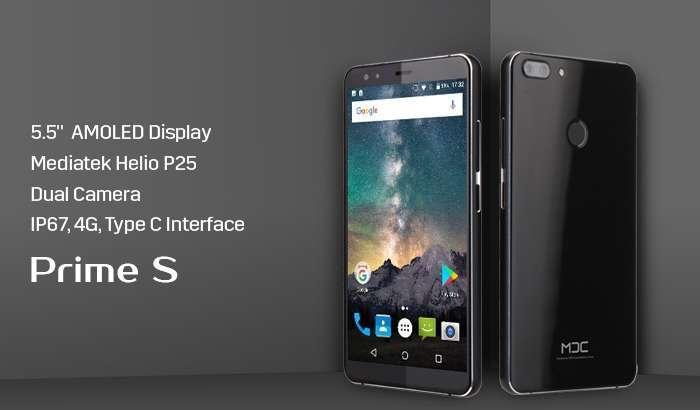 Ромсиз экранли 4G-смартфон – MDC Prime S видеотавсифини YouTube-каналимизда томоша қилинг!