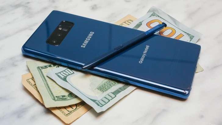 Samsung Uzbekistan Note 8'нинг юртимизда сотилиш вақтини маълум қилди